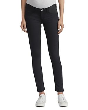 700154fdc8b22 Rag & Bone Dre Slim Boyfriend Maternity Jeans In Black | ModeSens