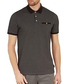 Ted Baker - DYA Textured Regular Fit Polo Shirt