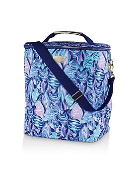Lilly Pulitzer - Wine Carrier, Scale Up