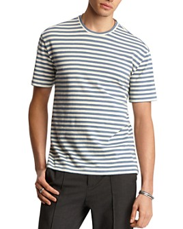 John Varvatos Collection - Striped Tee
