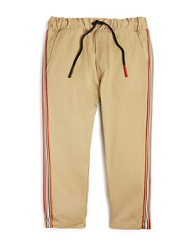 Burberry - Boys' Curran Icon Stripe Pants - Little Kid, Big Kid