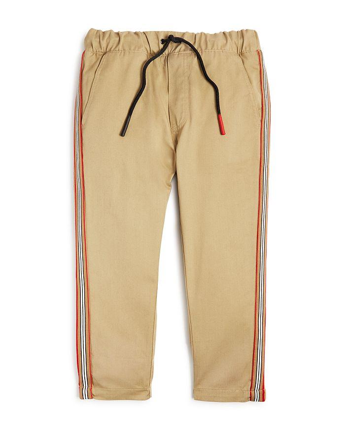 Burberry - Boys' Curran Icon Stripe Pants - Little Kid, Big Kid