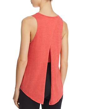 Betsey Johnson - Tie-Back Tank