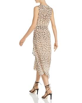Joie - Corrin Leopard-Printed Silk Dress