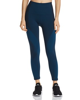 LNDR - Launch Cropped Compression Leggings