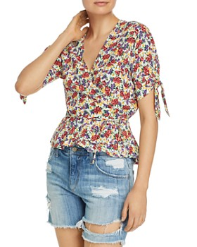 Faithfull the Brand - Lucy Wrap Top