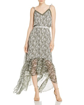 Ramy Brook - Schena Metallic Dress