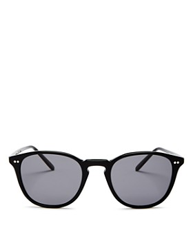 Oliver Peoples - Unisex Forman Round Sunglasses, 51mm