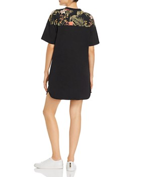 Rebecca Minkoff - Tropical Lulu Printed Tee Dress