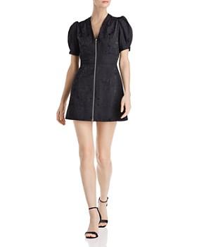 Jill Jill Stuart - Jacquard Mini Dress