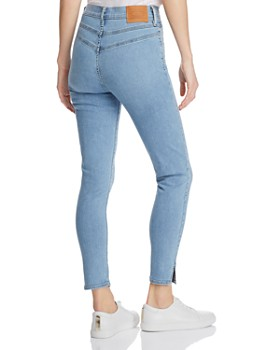 Levi's - Mile-High Ankle Skinny Jeans in On the Level
