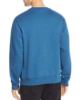 MCM - Logo Appliqué Sweatshirt