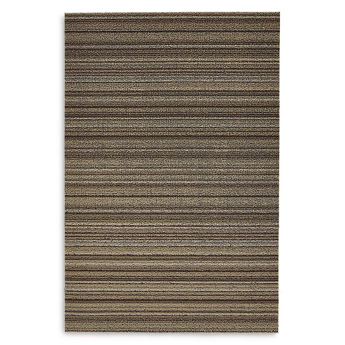 """Chilewich - Skinny Stripe Shag Big Mat, 36"""" x 60"""""""