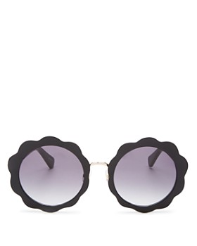 42db94e8a63d kate spade new york - Women's Karrie Round Sunglasses, ...