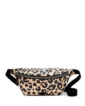 Loeffler Randall - Sophie Leopard Belt Bag