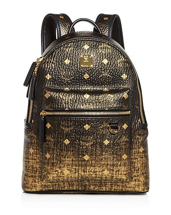 MCM - Stark Small Visetos Gradient Backpack