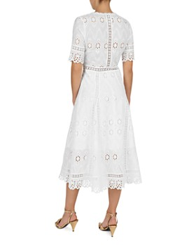 Gerard Darel - Ghania Embroidered Dress
