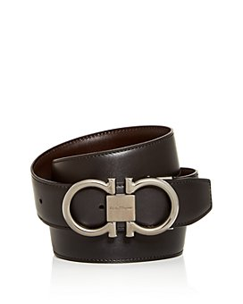 Salvatore Ferragamo - Men's Paloma Reversible Leather Belt