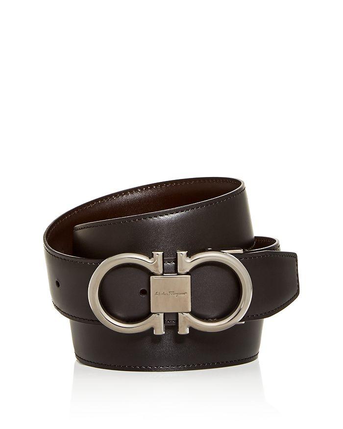 Salvatore Ferragamo - Men's Paloma Reversible Leather Belt