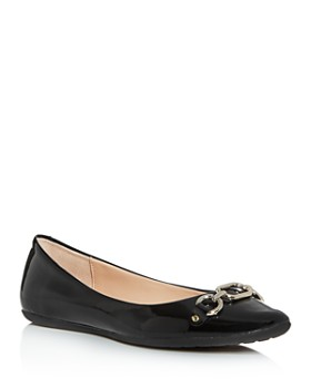 a31fa92aa508d Designer Flats for Women: Ballet, Loafers & More - Bloomingdale's