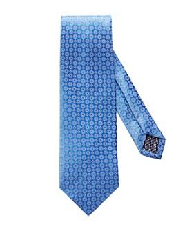 Eton - Dotted Circles Silk Classic Tie