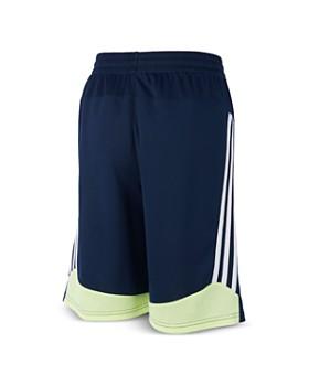Adidas - Boys' Futurecraft Three-Stripe Shorts - Big Kid