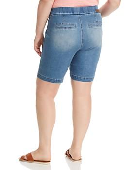 JAG Jeans Plus - Gracie Denim Bermuda Shorts