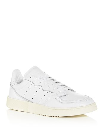 Adidas Men's Supercourt Premiere Leather Low-Top Sneakers ...