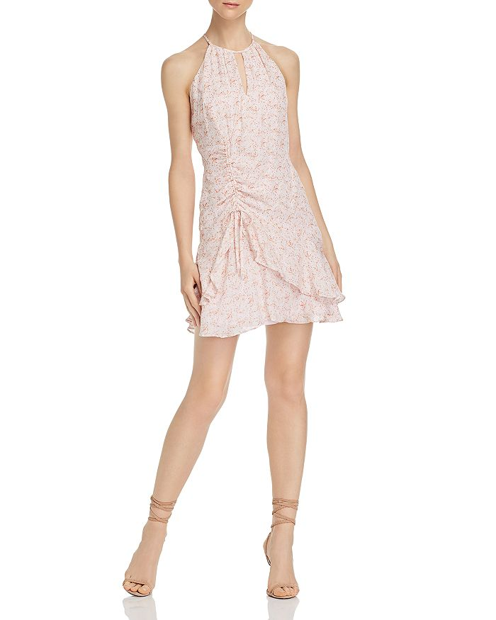 Parker - Floral-Print Mini Dress