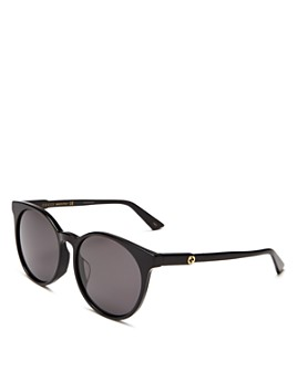 Gucci - Women's Round Sunglasses, 54mm
