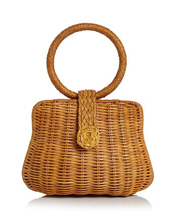 SERPUI - Blair Wicker Satchel