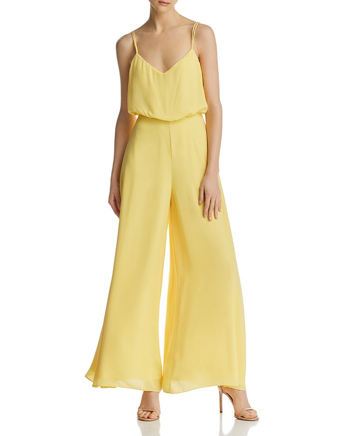 Fame and Partners - Catalina Wide-Leg Jumpsuit