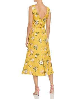 Rebecca Taylor - Lita Floral Bow Dress