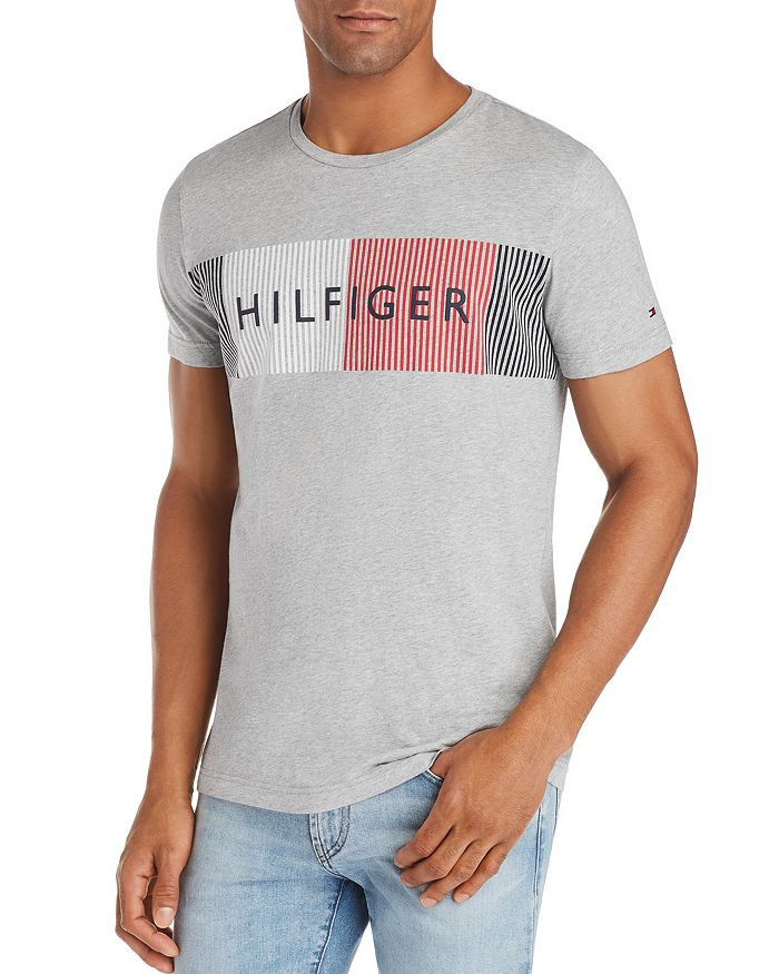 cde3024f Tommy Hilfiger Logo Graphic Tee | Bloomingdale's