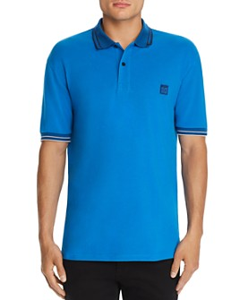 Bally - Polar Tipped Regular Fit Polo Shirt