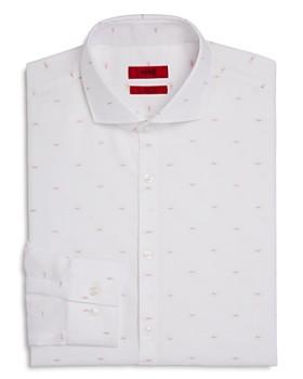 HUGO - Dobby Slim Fit Dress Shirt