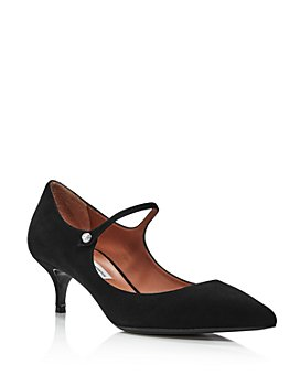 Tabitha Simmons - Women's Hermione Mary Jane Kitten Heel Pumps