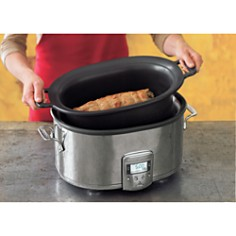 All-Clad - 7 Qt. Deluxe Slow Cooker