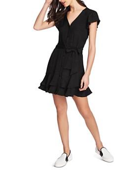 1.STATE - Flutter-Sleeve Dress