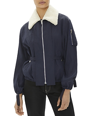 Helmut Lang Two-Way Bomber Jacket