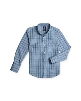 Johnnie-O - Boys' Billie Plaid Button-Down Shirt - Little Kid, Big Kid