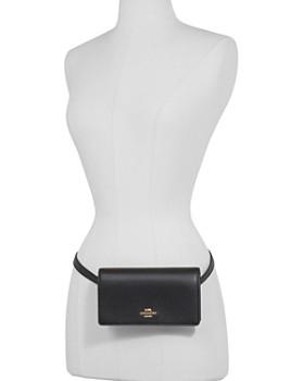 COACH - Leather Belt Bag