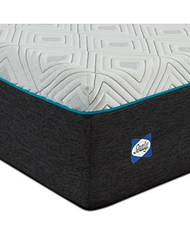 "Sealy - Sealy to Go 12"" Plush Memory Foam Twin Mattress Only"