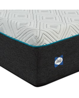 "Sealy Posturepedic - Sealy to Go 12"" Plush Memory Foam Mattress Collection"