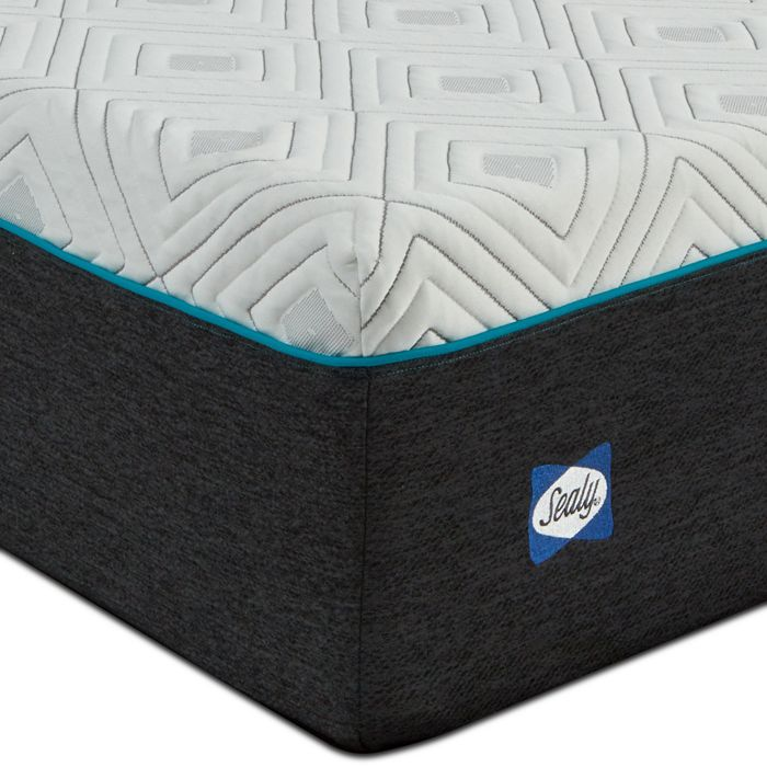 "Sealy Posturepedic - Sealy to Go 12"" Plush Memory Foam Mattress Collection"