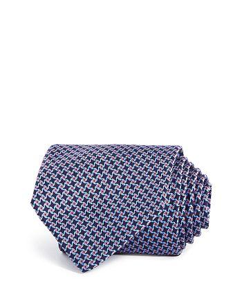 Salvatore Ferragamo - Pinwheel Silk Classic Tie