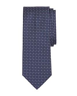 Brooks Brothers - Micro-Squares Classic Tie