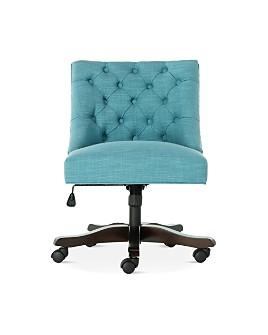 SAFAVIEH - Soho Tufted Swivel Desk Chair