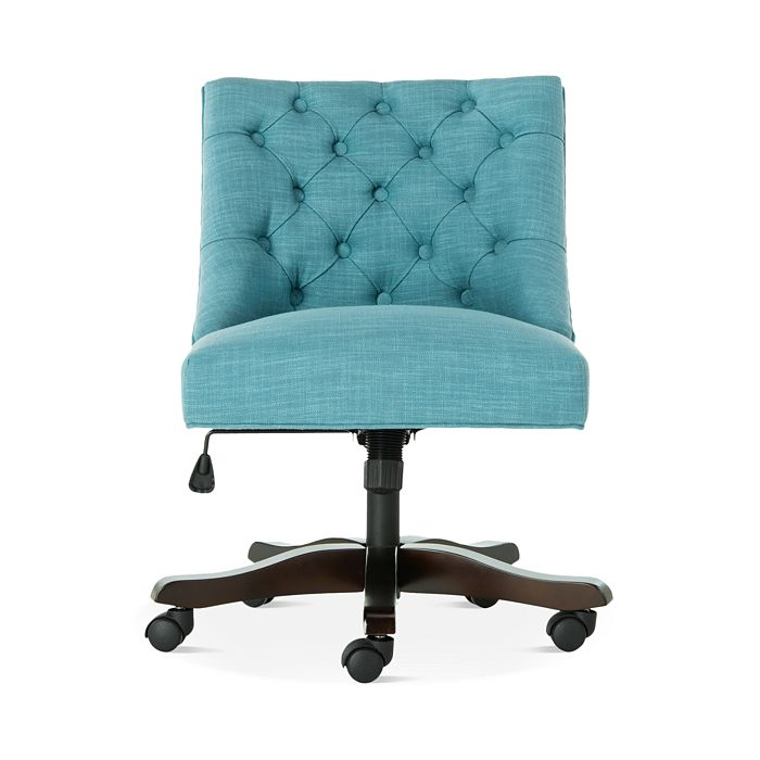 Stupendous Soho Tufted Swivel Desk Chair Ocoug Best Dining Table And Chair Ideas Images Ocougorg