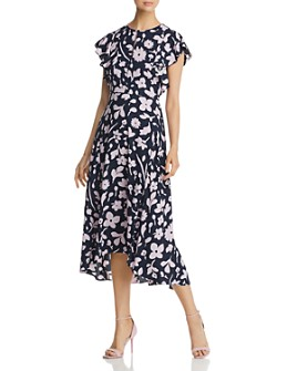 kate spade new york - Splash Floral Dress